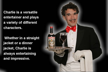 The Comedy Waiter